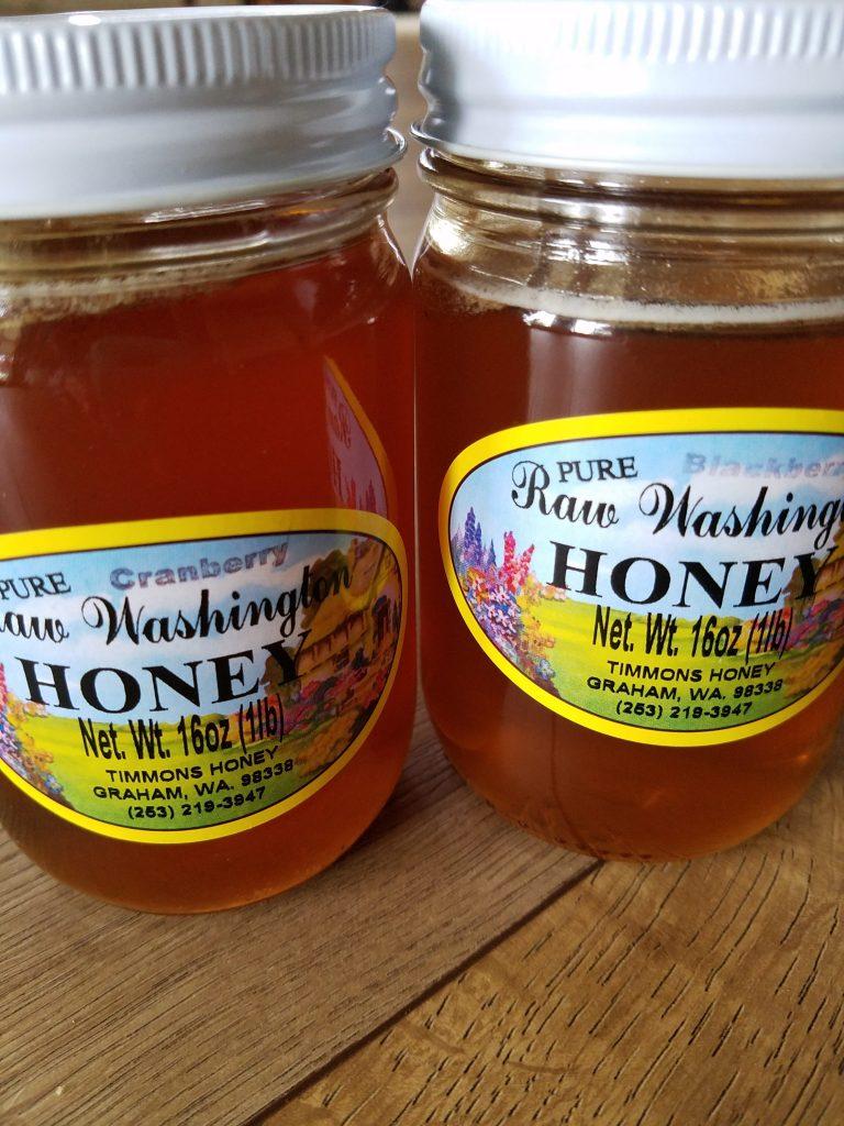 timmons honey house raw