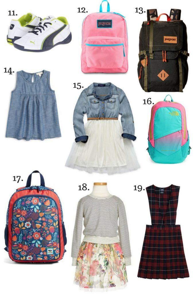 #backtoschool trends giveaway