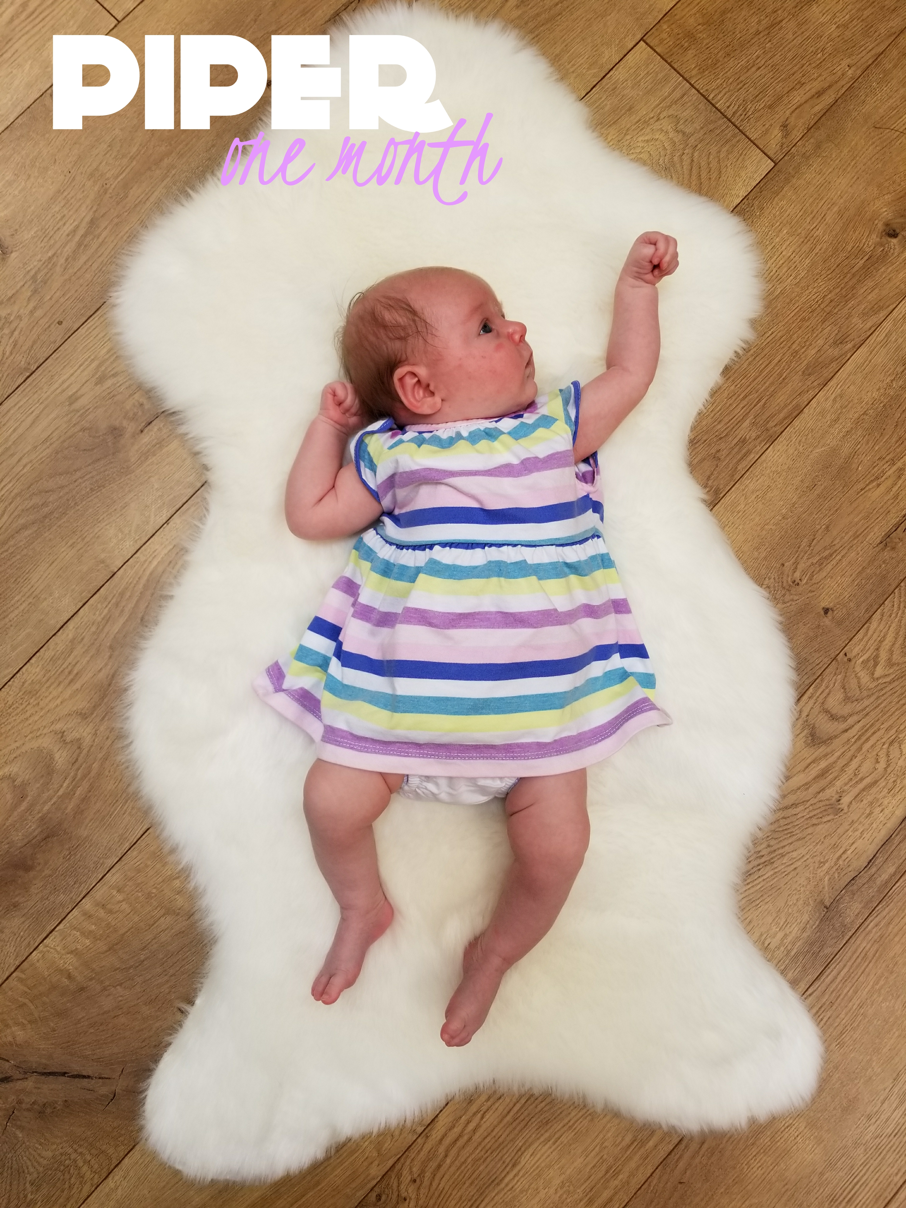 baby's first month