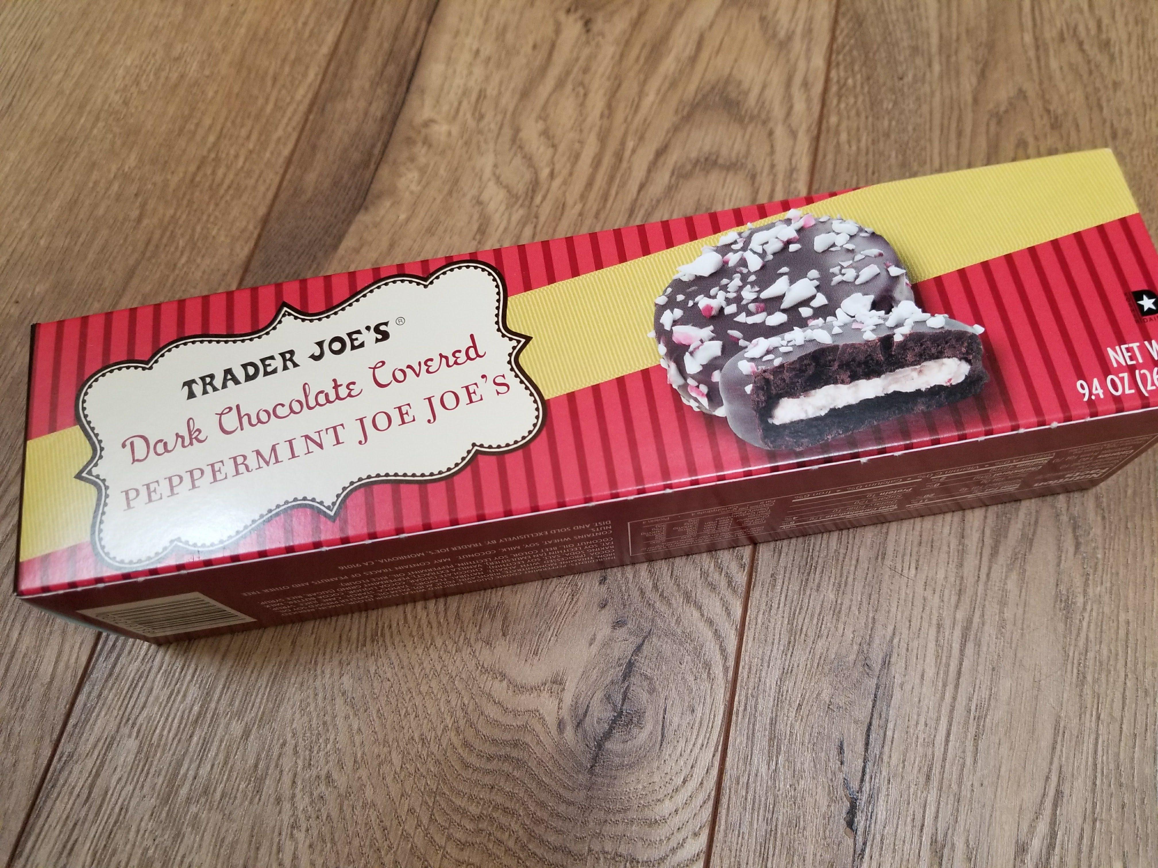 Trader Joes holiday treats