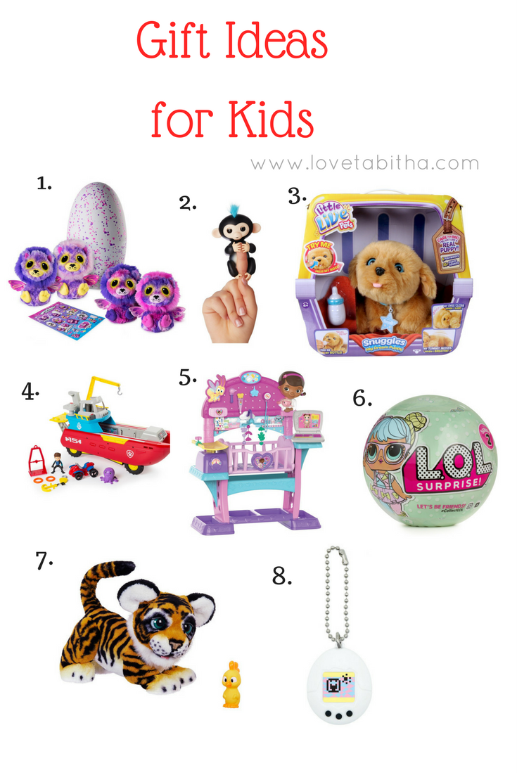 Gift Ideas for Kids #HolidayGiftGuide