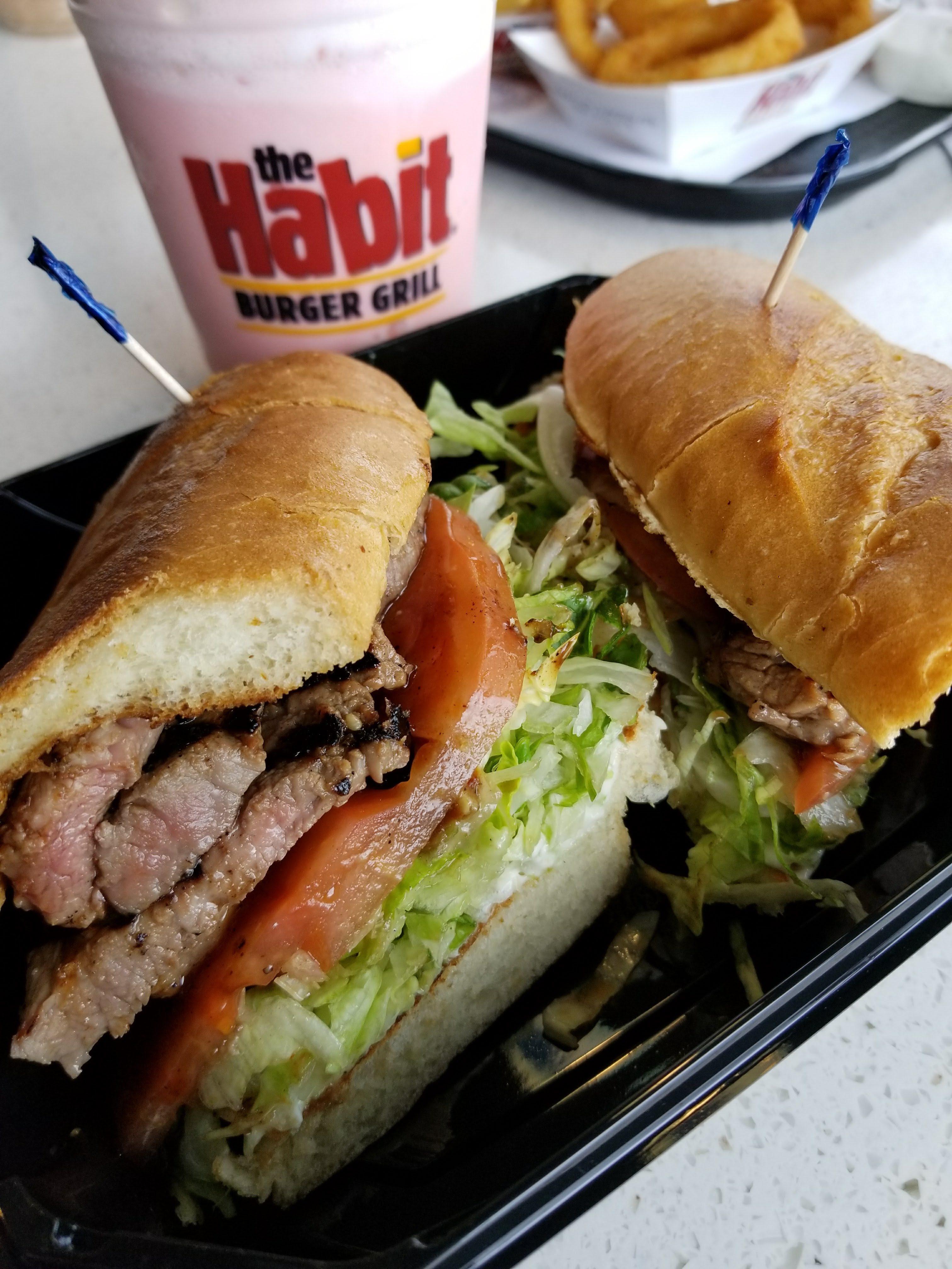 The Habit Burger Grill Tacoma WA