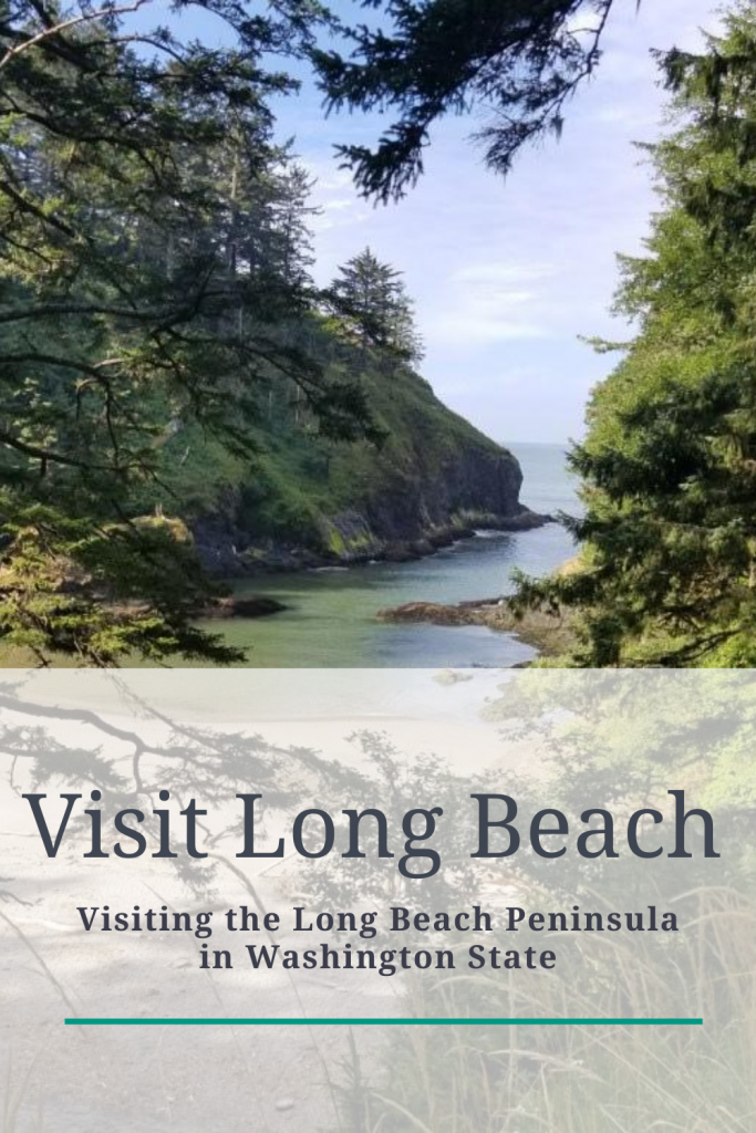 Looking for a beach town in the PNW to visit? Long Beach in Washington is the perfect vacation spot. #pnw #longbeach #travel