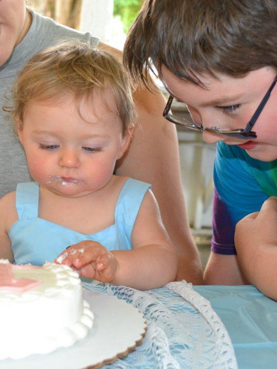 Baby's Twelfth Month Update #Piper
