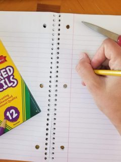 To do list for back to school