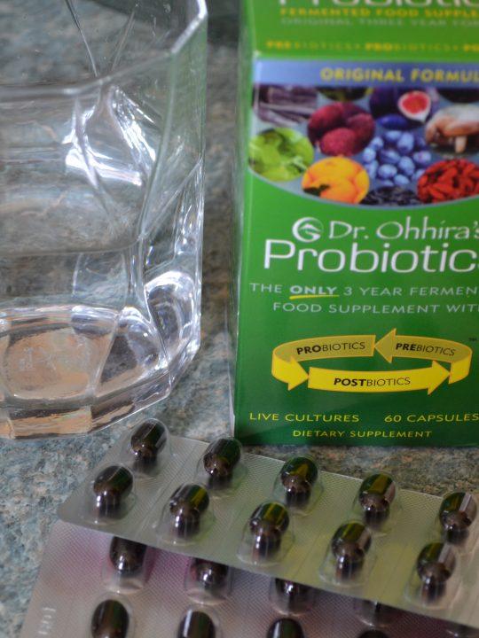 Health benefits of taking Dr. Ohhira's Probiotics
