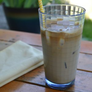 Have a little Greece at home with this recipe for a Greek Frappe. Taste amazing and very easy to make!!
