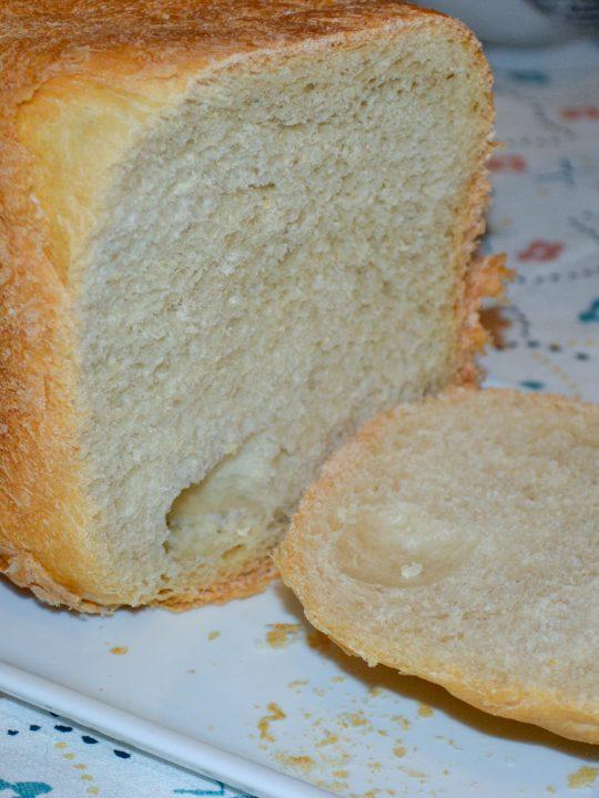 English Muffin Bread Machine Recipe