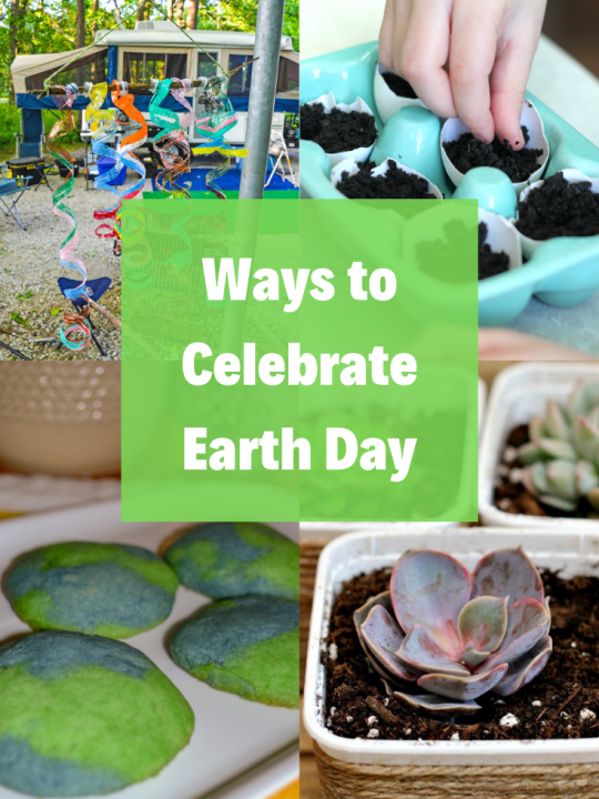 25 Ways to Celebrate Earth Day