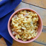 Every barbecue, picnic, potluck need this Macaroni Salad. It's easy to make and taste great!