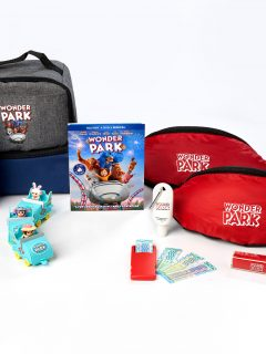The movie Wonder Park is the perfect family-friendly movie! Full of imagination and wonder! Enter the giveaway to win a copy of the blu-ray!