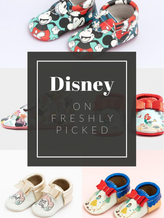 Shop Disney at Freshly Picked