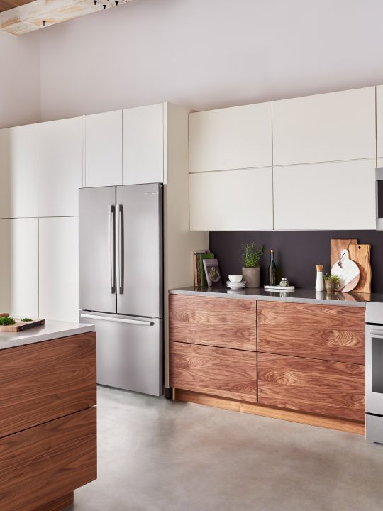 The New Bosch Counter-Depth Refrigerator at Best Buy