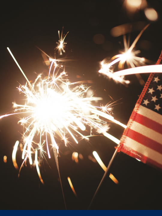 Where to watch Fireworks in Pierce County this year!