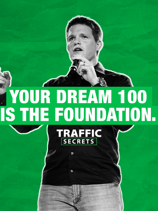 Growing Your Website with Russell Brunson's Traffic Secrets
