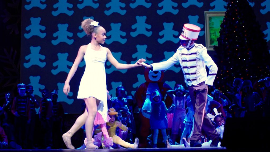 Dance Dream Hot Chocolate Nutcracker