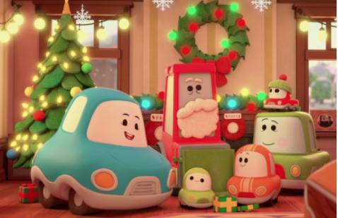 cory carson christmas