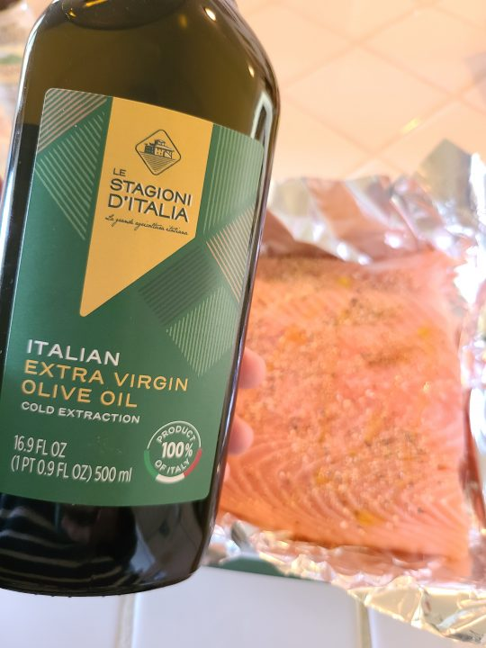 Flavor Your Life & Extra Virgin Olive Oil!