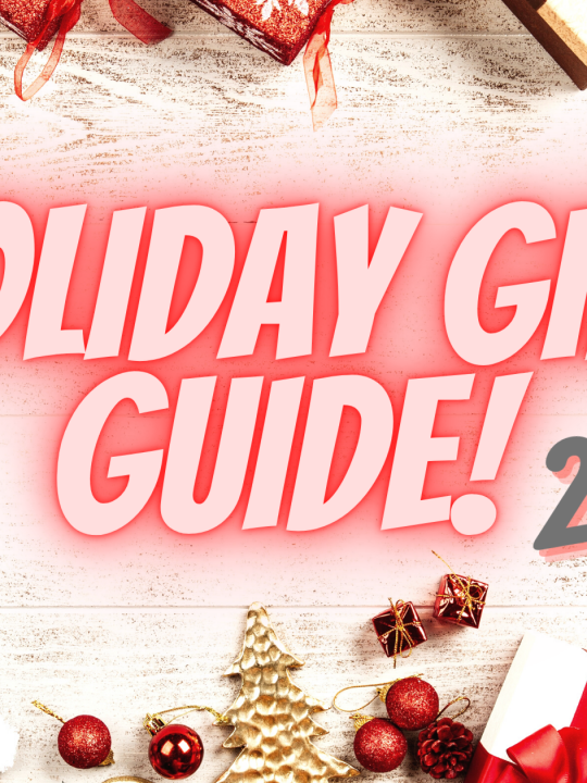 Holiday Gift Guide 2021 Submissions Are Open